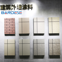 BARDESE High Quality Waterborne Natural Stone Paint of Exterior Wall Paint