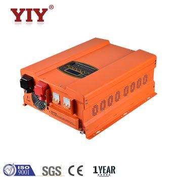 Eyen Lcd Display Power Inverter Circuit Diagram Dc Ac Solar