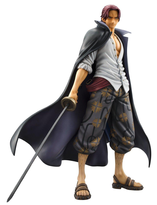 One Piece Pirate To Aim Shanks Chopper PVC Figure
