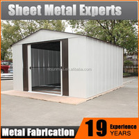 Garden storage shed /house for household metal shed sale