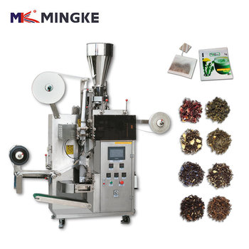 Automatic tea bag filling and packing machine