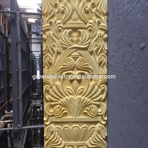 Custom Graphic design Carved relief wall art sculpture