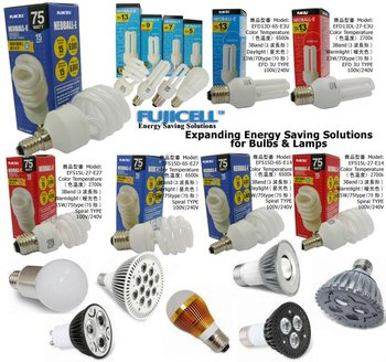 Fujicell Energy Saving Lighting Solutions From An