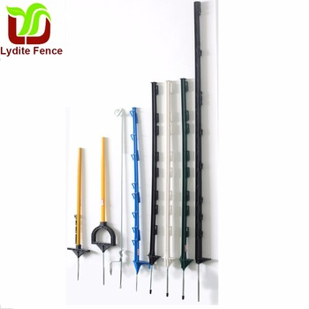Plastic Step In Fence Posts For Electric Fence As Custom Different Size
