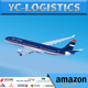 amazon fba freight forwarder shipping rates from China to USA
