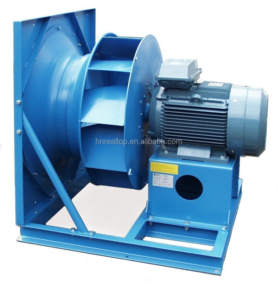 High Efficiency Large Air Flow Industrial Boiler Blower