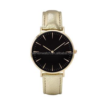La Manufacturer Genuine Leather Quartz Watch Brand Valentine Watch