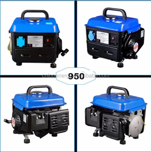 commercial /shop / home use 950 Model Mini Quiet Power DC 220V Petrol Generator 0.75KW