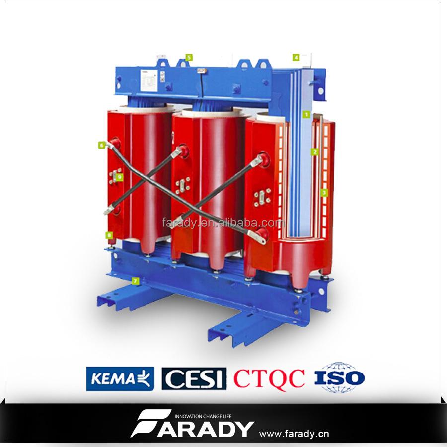 Single Phase Transformer Oil Immsered Overhead Power Transformer ...