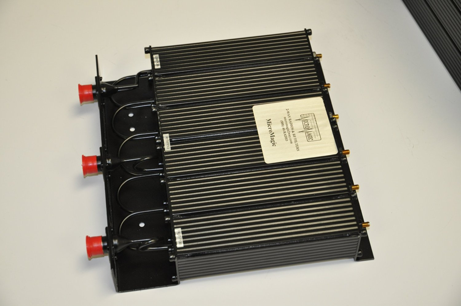 UHF Compact Band–Reject Duplexer MICRO-4202-C6