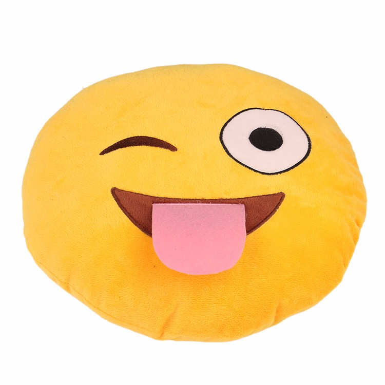 2016 The Global Sell Nice Looking Emoji Baby Pillow Buy