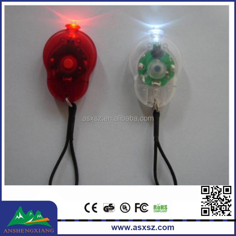 Promotional Cheap Plastic LED Mini Bicycle Light Set