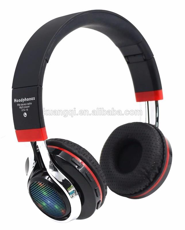 Professional dairle foldable headphones with available sample earmuff bluetooth headphone headset of best price
