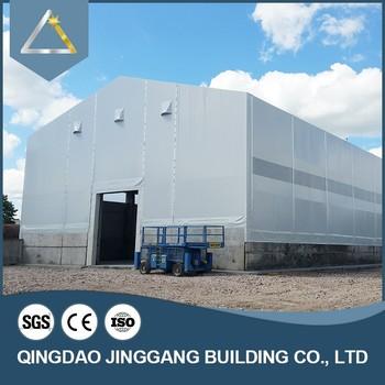 Metal Roof Warehouse Building Parapet Wall Design Buy