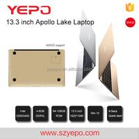 yepo brand 13.3 inch Apollo Lake Notebook