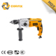 "Coofix CF7141 710W 1/2"" 13mm used borehole drilling machine cordless tools power craft cordless drill bat"