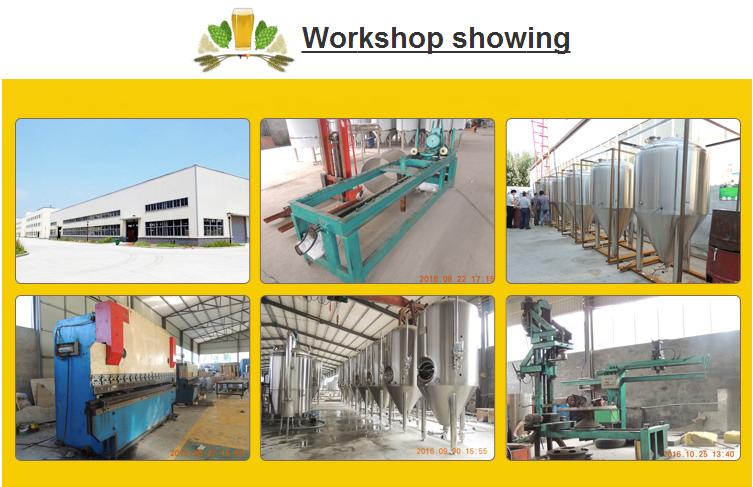 workshop showing