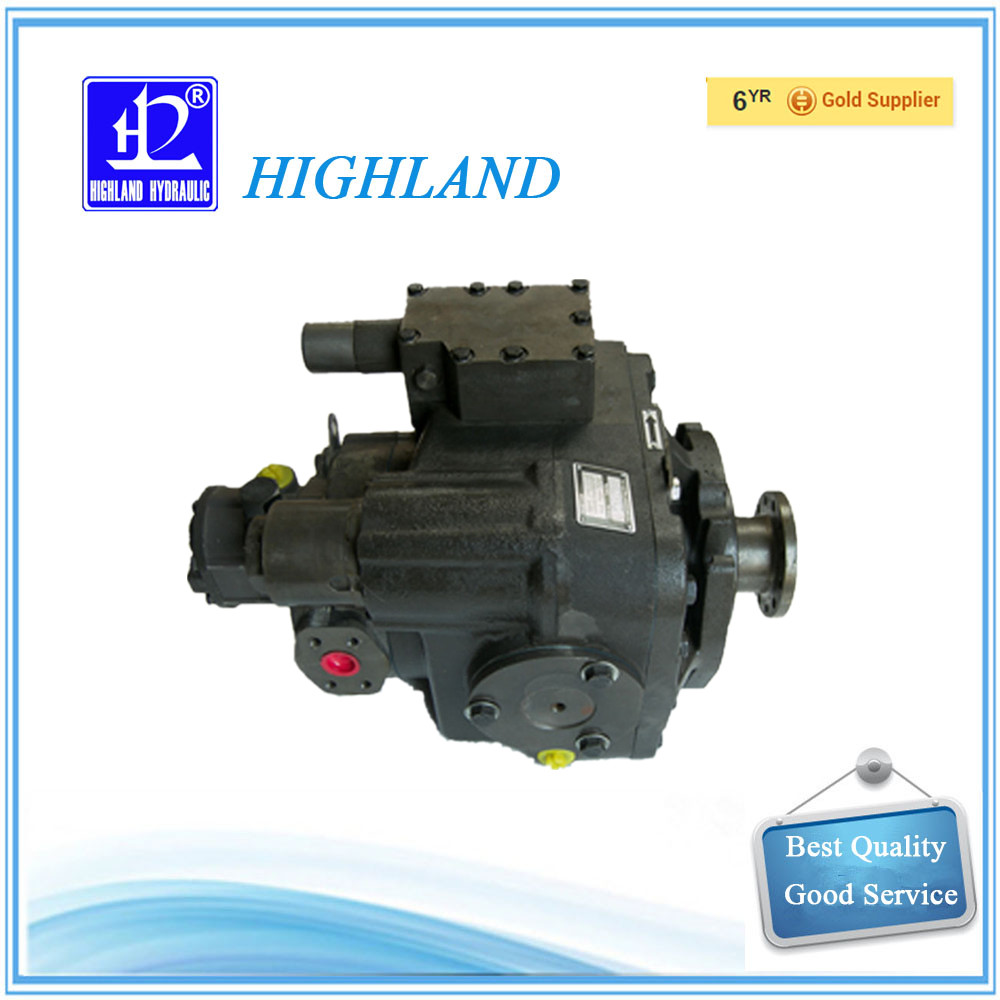 Chinese high quality piston hydraulic pump laader with high