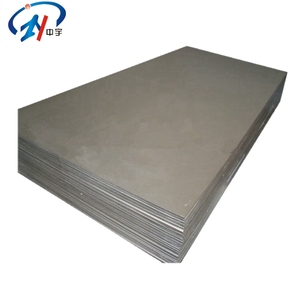 High quality Ti3Al2.5v titanium metal plate titanium sheet price per kg