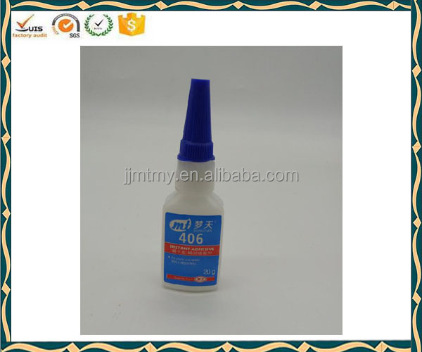 gemeral type 406 strong adhesive Universal Office liquid metal leather plastic rubber can glue instant adhesive