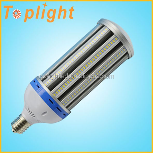 Post top led lamp 120w,mogul base E40 corn shape led bulb