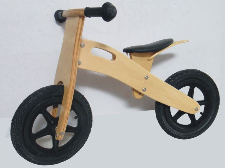 Wood Kids Bike Baby Balance Bike Made Of Wood Toys Buy