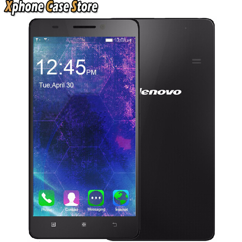 Original Lenovo S8 A7600-m 8GBROM+2GBRAM 5 5 inch Android 5 0 SmartPhone  MTK6752M Octa Core 1 5GHz Dual SIM GSM 3000mAh 13MP