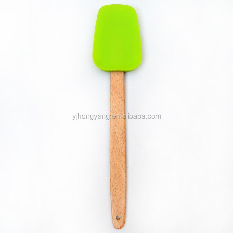 Silikon Und Holz Namen Der Kuche Spachtel Werkzeuge Fur Geschirr