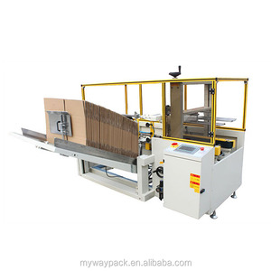 Natural Looking OEM/ODM Automatic Corrugated Cardboard Carton Paper Folding And Gluing Machine
