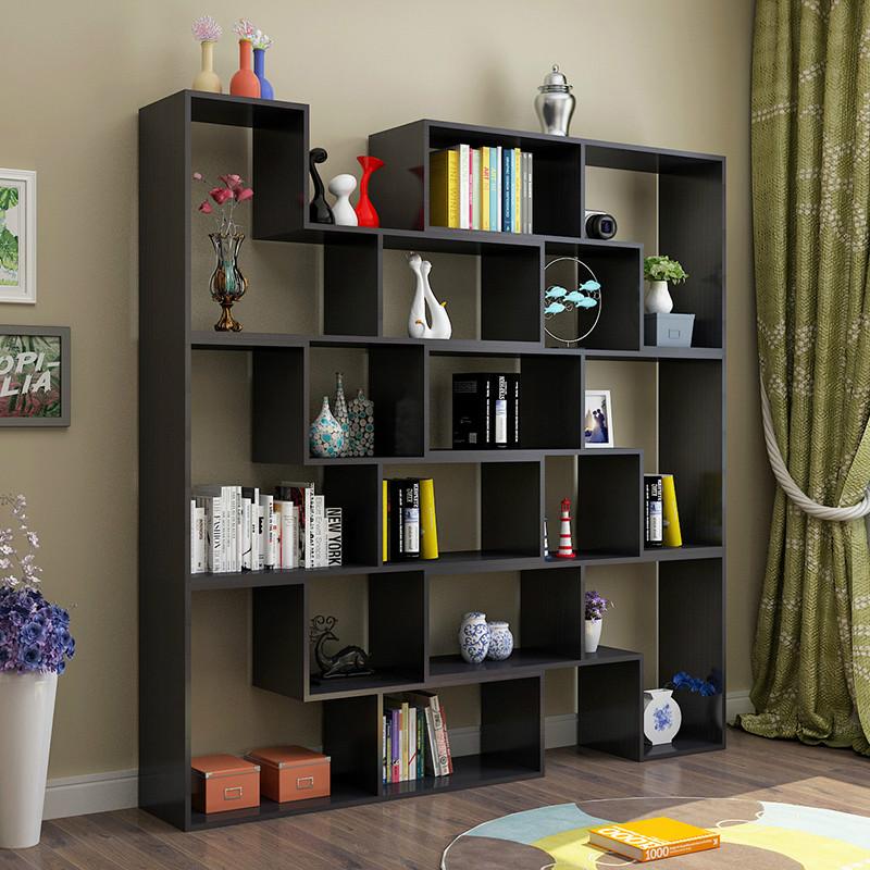 Venta al por mayor libreros de madera sencillos compre for Libreros modernos