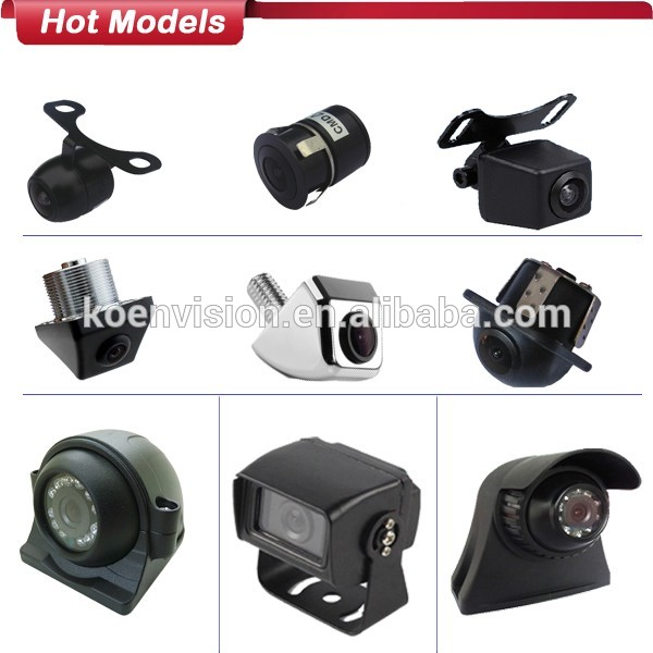 CE RoHS Hot Selling Car Rear View Camera, Car Backup Camera