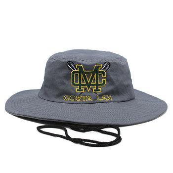 custom floppy fishing hat cap men military boonie bucket hats with string e0ffd5b3641