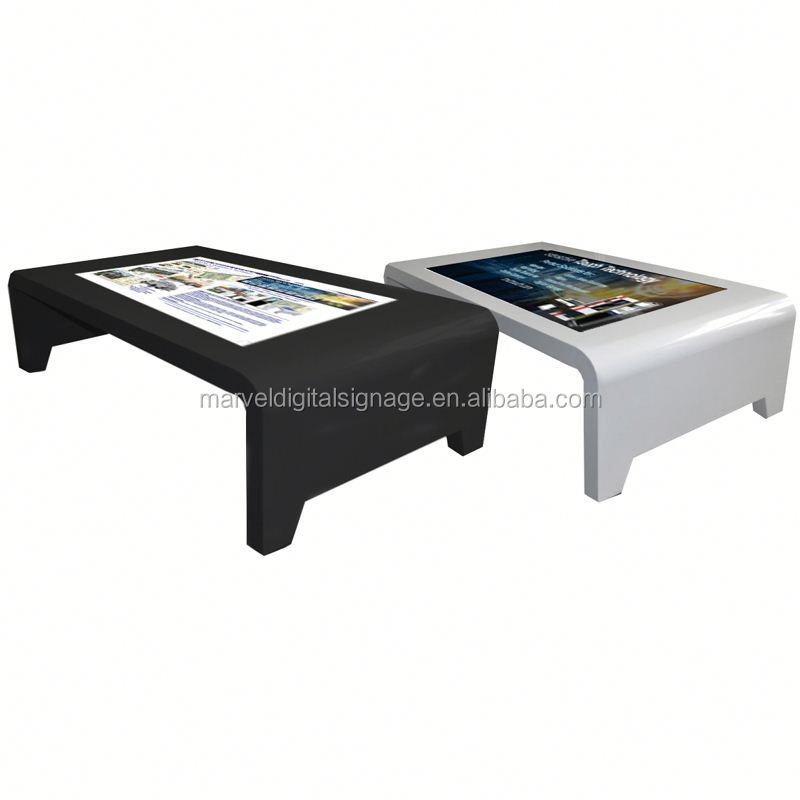 Factory price 3G/wifi touch screen table games