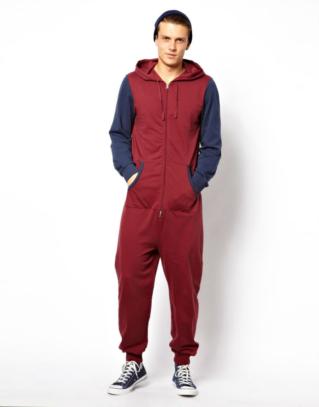 Buy adult men onesie wholesale blank