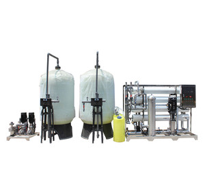 KYRO-50tph Made in China Water Purification Plant for very big capacity in Guangzhou