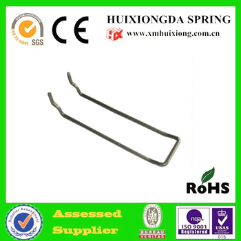 Sgs Standard Custom Made Wire Form Spring Clips Fasteners - Buy ...