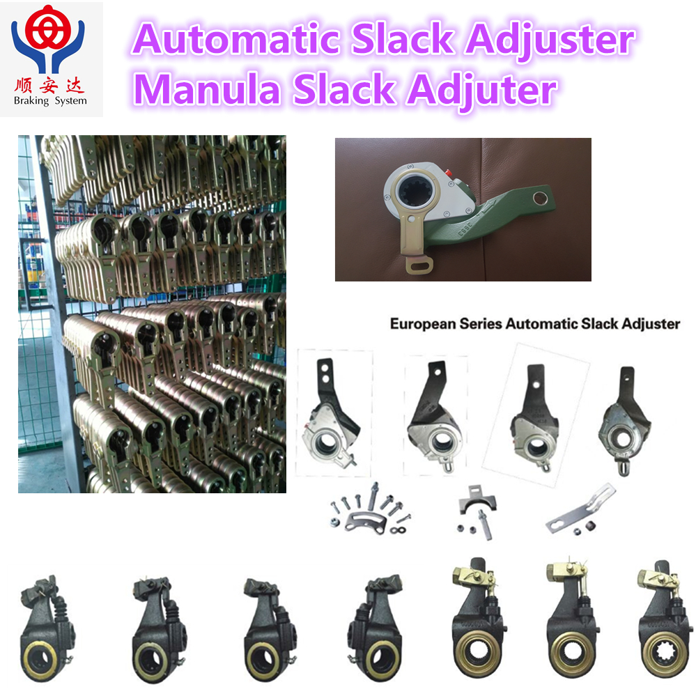 automatic slack adjuster for european truck ,trailer ,bus with TS16949 3663 ,KN47001,KN44701,