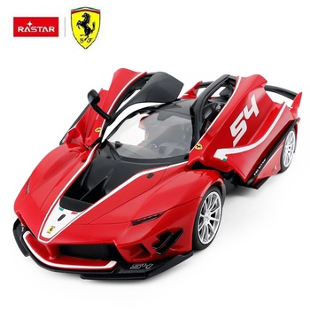 RASTAR racing games cars Ferrari toys hobbies plastic rc car toy