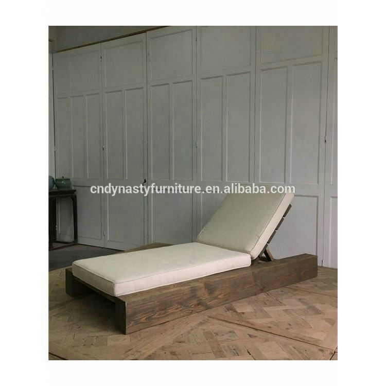 Outdoor Garden Furniture Wood Daybed