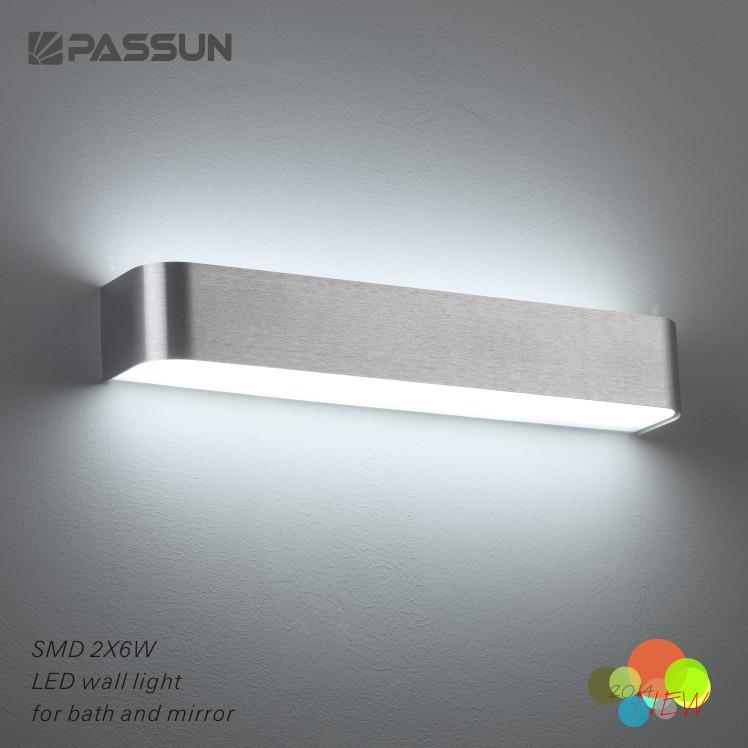 Simple Design Led Bathroom Mirror Light 12w