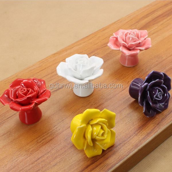 Buy Cheap China ceramic flower door knob Products, Find China ...
