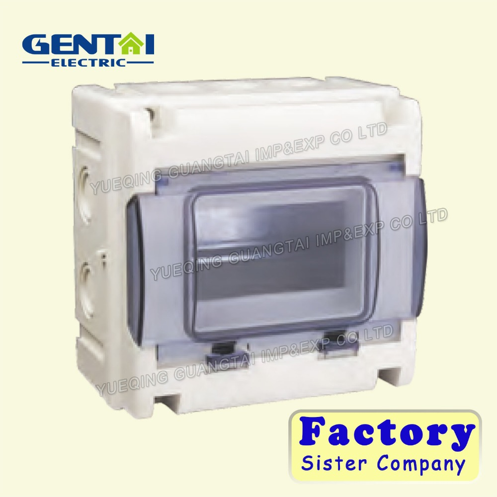 IP65 HC Series waterproof plastic box plastic Distribution board