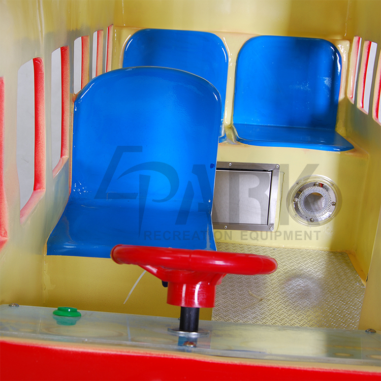 coin operated LonDon Bus Kiddie rides car arcade game machine