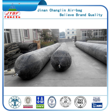 High Pressure Ship Launching Rubber Marine Airbag