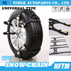 Anti skid chains TPU steel nail type tire chain for SUV