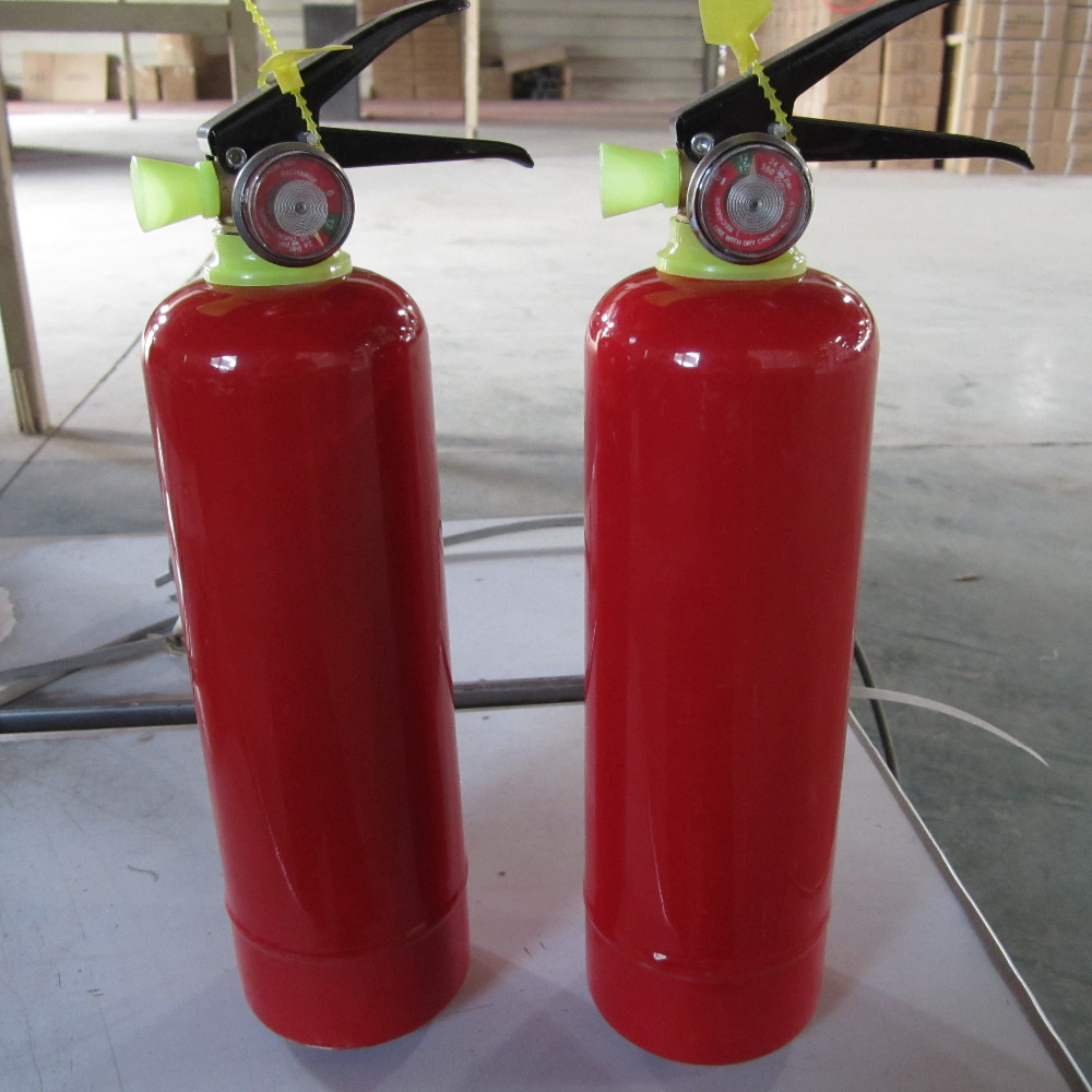 2017 New design safety products portable type abc fire extinguisher