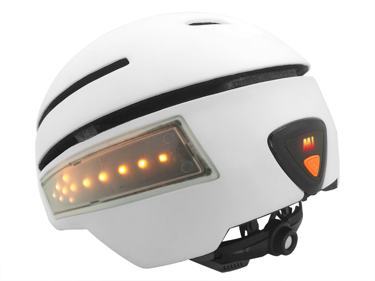 Helmet With Led 5