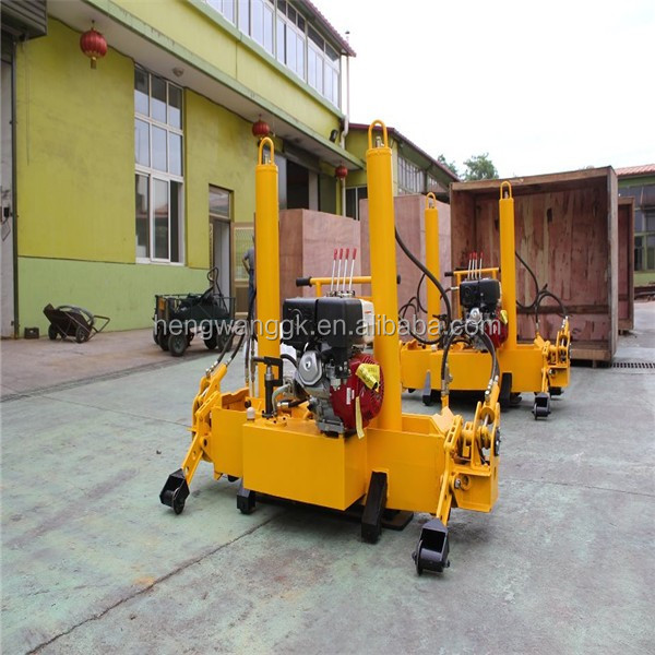 Commercial Railroad Ties Competitive Price Railway Tamper