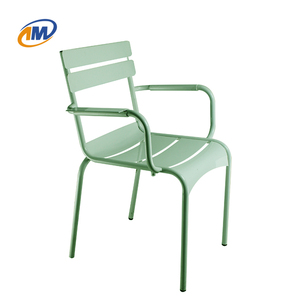 Cheap Metal Arm Chair Modern Used Living Room
