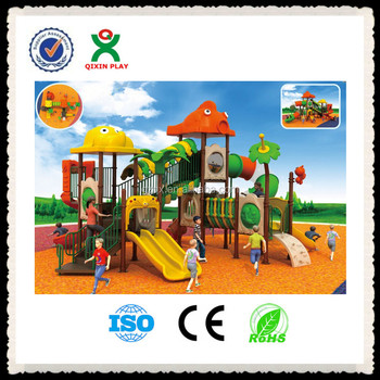 Animal Design Large Playground Equipment Outdoor Play Area ... on